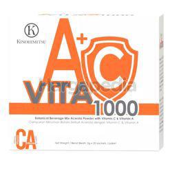 Kinohimitsu A+ Vita C1000 30s