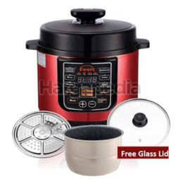 MMX Ewant MMXYBD4-80AR-MC+GL Pressure Cooker 1s