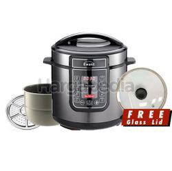 MMX Ewant MMXYBD6-114SB-MC+GL Pressure Cooker 1s