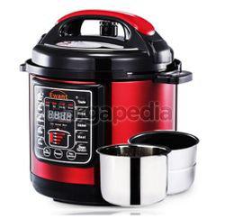 MMX Ewant MMXYBD6-101R Pressure Cooker 1s