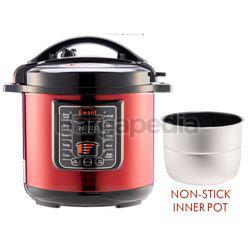 MMX Ewant MMXYBD8-135R Non Stick Pressure Cooker 1s