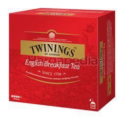 Twinings English Breakfast Tea Bags 50x2gm