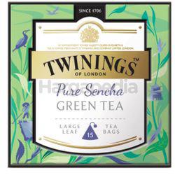 Twinings Pure Sencha Green Tea 15x2gm