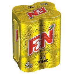 F&N Extra Dry Tonic Water 4x325ml