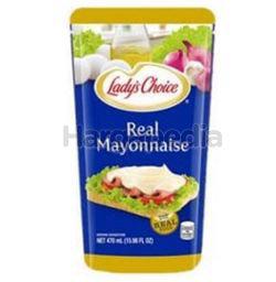 Lady's Choice Real Mayonnaise Doy 220ml