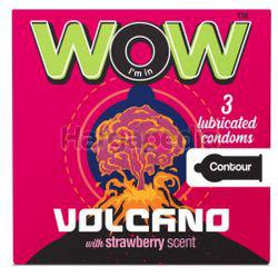 Care WOW Vocalno Condom 3s