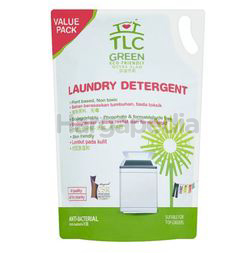 TLC Green Laundry Detergent Refill 1.8lit