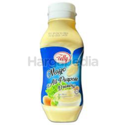 Telly All Purpose Dressing Mayonnaise Squeeze 280ml