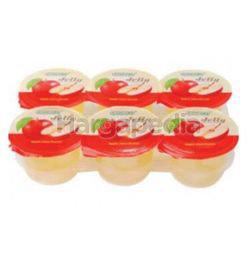 Cocon Apple Jelly With Nata Decoco 6x118gm
