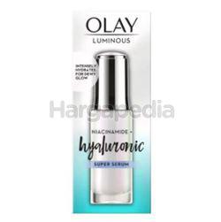 Olay Luminous Niacinimide Hyaluronic Super Serum 30ml