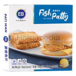 EB Fish Patty 500gm