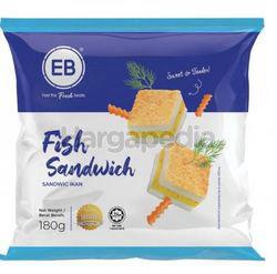 EB Fish Sandwich 180gm