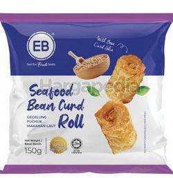 EB Seafood Bean Curd Roll 150gm