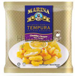 Marina Tempura Chicken Nuggets Cheddar Cheese 550gm