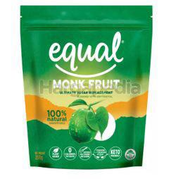 Equal Monk Fruit Natural Sugar Replacement Sweetener 200gm