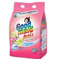 Goodmaid Activ Powder Detergent Floral 2.2kg