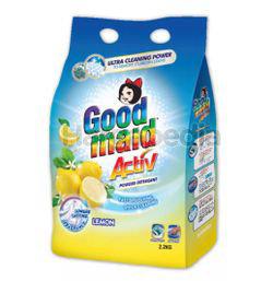 Goodmaid Activ Powder Detergent Lemon 2.2kg
