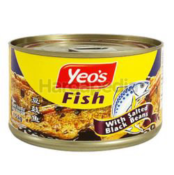 Yeo's Canned Fish With Salted Baked Bean 160gm