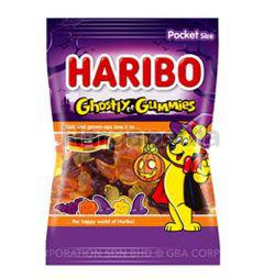 Haribo Ghostly Gummies 80gm