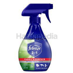 Febreze  2-in-1 Antibacterial Disinfectant Garden Bloom 370ml