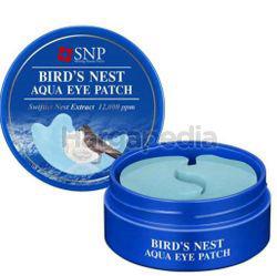 SNP Bird's Nest Aqua Eye Patch 60s