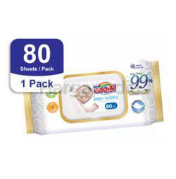 GOO.N Premium Baby Wipes 80s