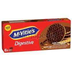 McVitie's Digestive To Go Dark Chocolate 199.8gm