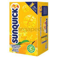 Sunquick Juice Mango CNY 20x125ml