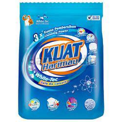 Kuat Harimau Detergent Powder White-Tec 750gm