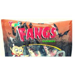 Yupi Fang Gummies Bag 90gm