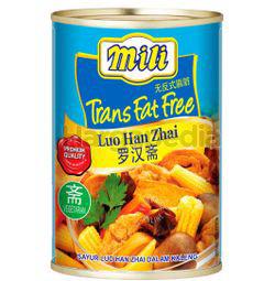 Mili Vege Luo Han Chai 280gm