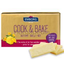 Emborg Cook & Bake Butter 500gm