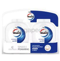 Walch Anti-Bacteria Foaming  Hand Wash Refill 2x200ml