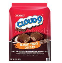 Cloud 9 Wafret Twin Wafer Chocolate 36x14gm