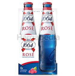 Kronenbourg 1664 Rose Bottle 4x325ml